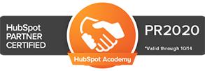 Hubspor certified partner
