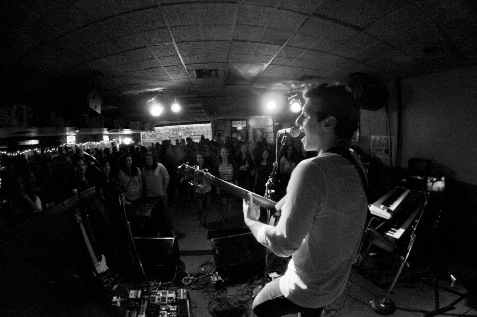 Sam Brenner Live at The Beachland Tavern (Sept. 2011)