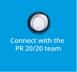 Connect with the PR 20/20 Team