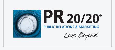 PR 20/20. Public Relations & Marketing