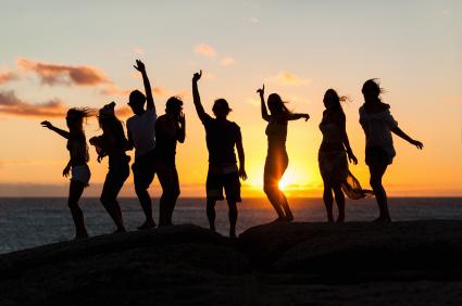 Branding Beach Party