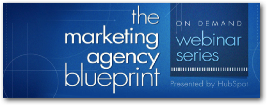 The Marketing Agency Blueprint webinar series