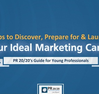 PR 20/20's Guide for Young Professionals