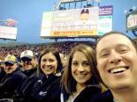 Redsox game in Boston