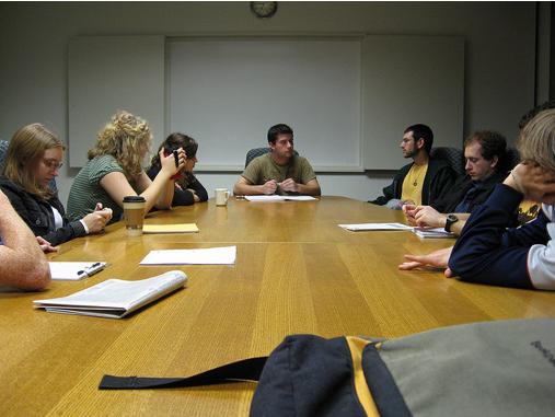 Modern Meeting