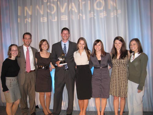 PR 20/20 Team | 2010 Innovation in Business