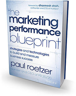 The Marketing Performance Blueprint by Paul Roetzer