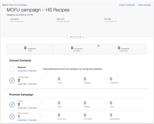 HubSpot-Campaigns