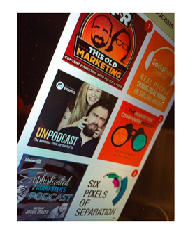 Podcasts-Marketing