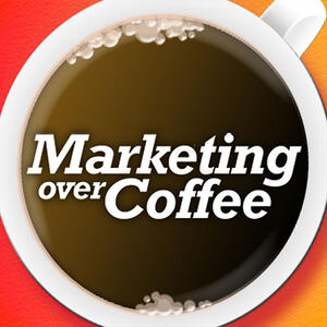 marketing over coffee podcast