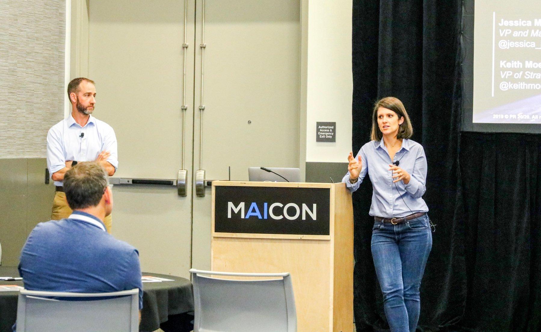 MAICON-speaking