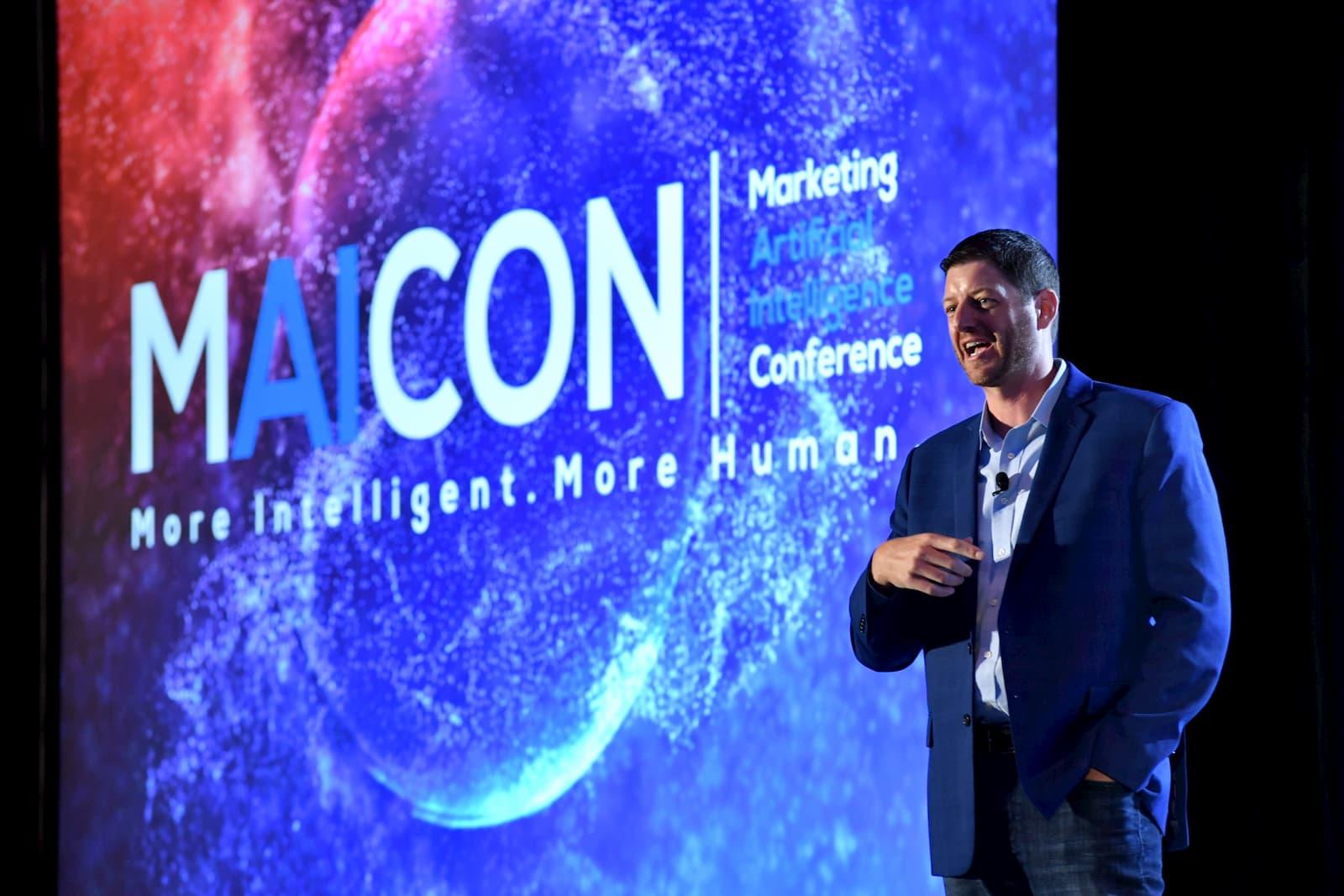 MAICON-Paul-Speaking